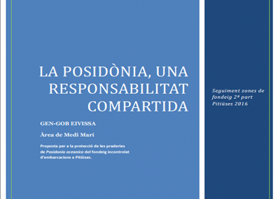 The Posidonia, a shared responsibility