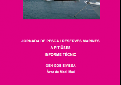 Marine Reserve report – 17 march 2017